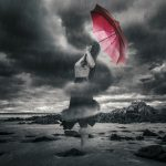 Storm Clouds Gather – 20×20″ limited edition print