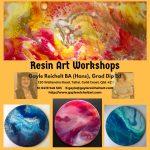 Resin Art Workshops in the Gold Coast, Queensland