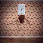 Wallflower – 10×10″ limited edition print