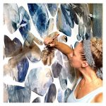 In the Moment – Intuition and Abstraction –  an Art Workshop with Amica Whincop