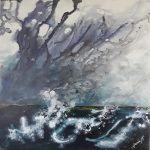 Storm over Sea (a seascape)