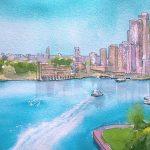 Boat Ride Around Sydney Harbour