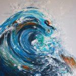 Wave Crashing 2
