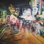 Siem Reap Streets by Night
