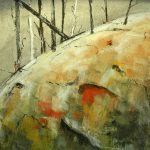 Ltd Ed Giclee Print – MOONBI RANGES