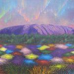 Dreaming: Spectacular Light Show at Uluru.