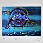 Dolphin Dreaming Ltd Ed Print
