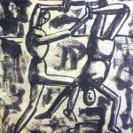 Acrobat and Dancer