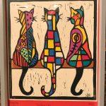 Gallery Cats Ltd Ed Print