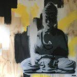 Buddah (Yellow)