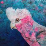 Pink and Grey? – Galah Ltd Ed Print