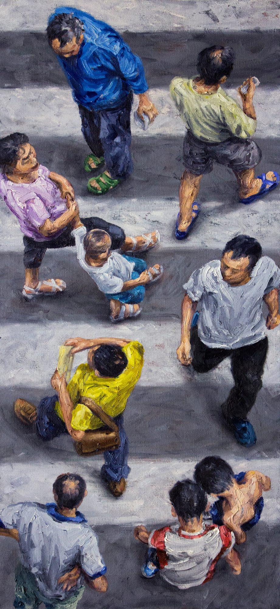 walk-dont-walk-chengdu_oiloncanvas37-5×79-5cm_hr