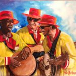 The Three Minstrels (Caribbean)