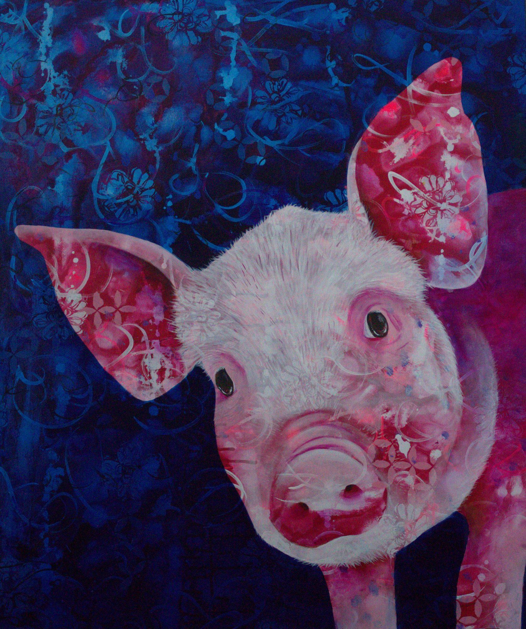 hello-piggy-michelle-gilks