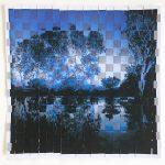 blue river weave