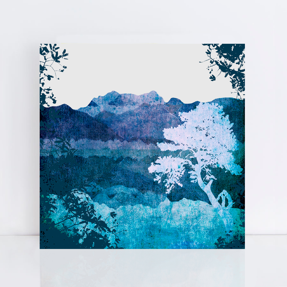 fineart-throughtheforest-16×16