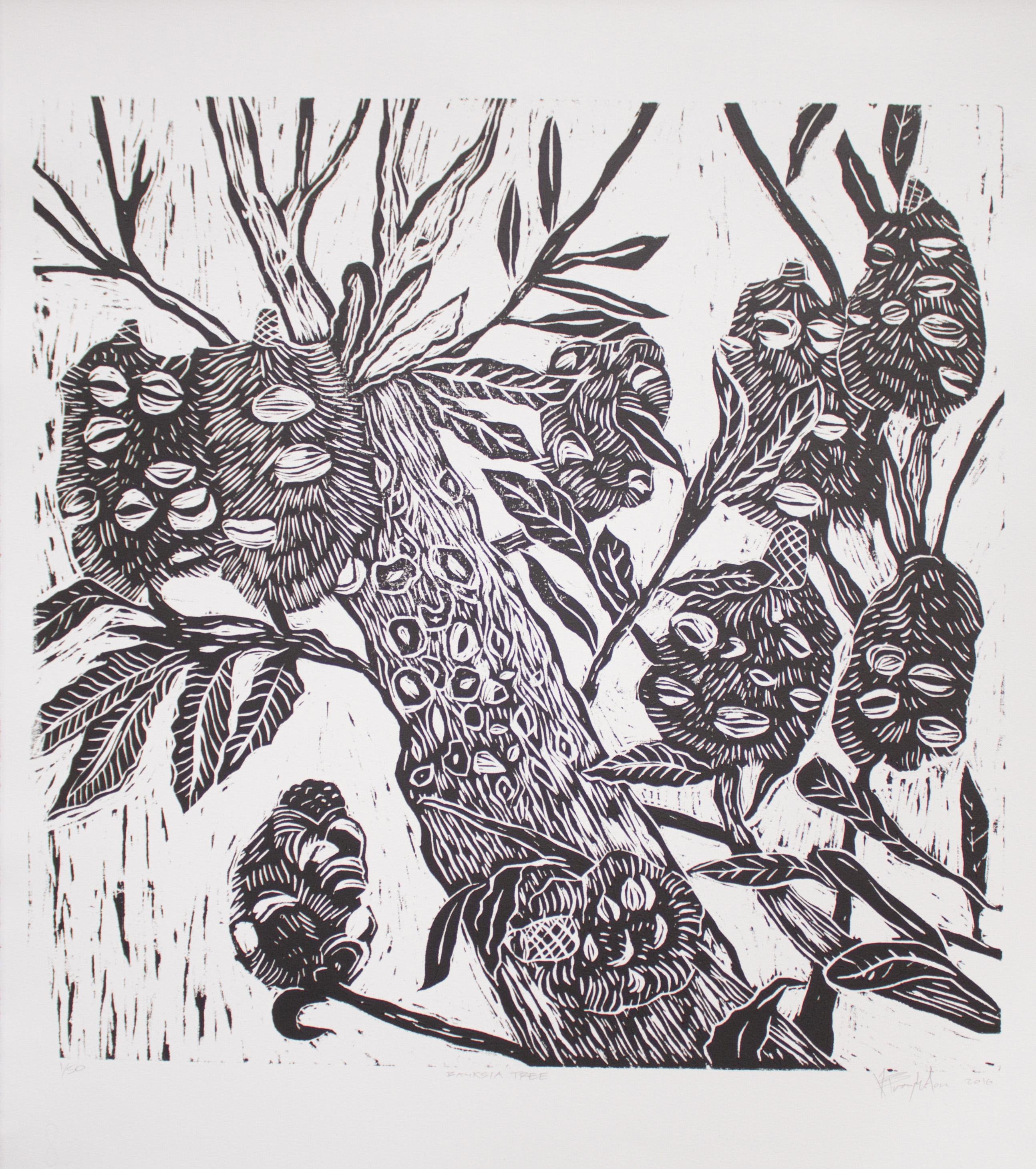 Banksia Tree 2