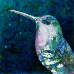 What the Hummingbird Saw – Ltd Ed Print