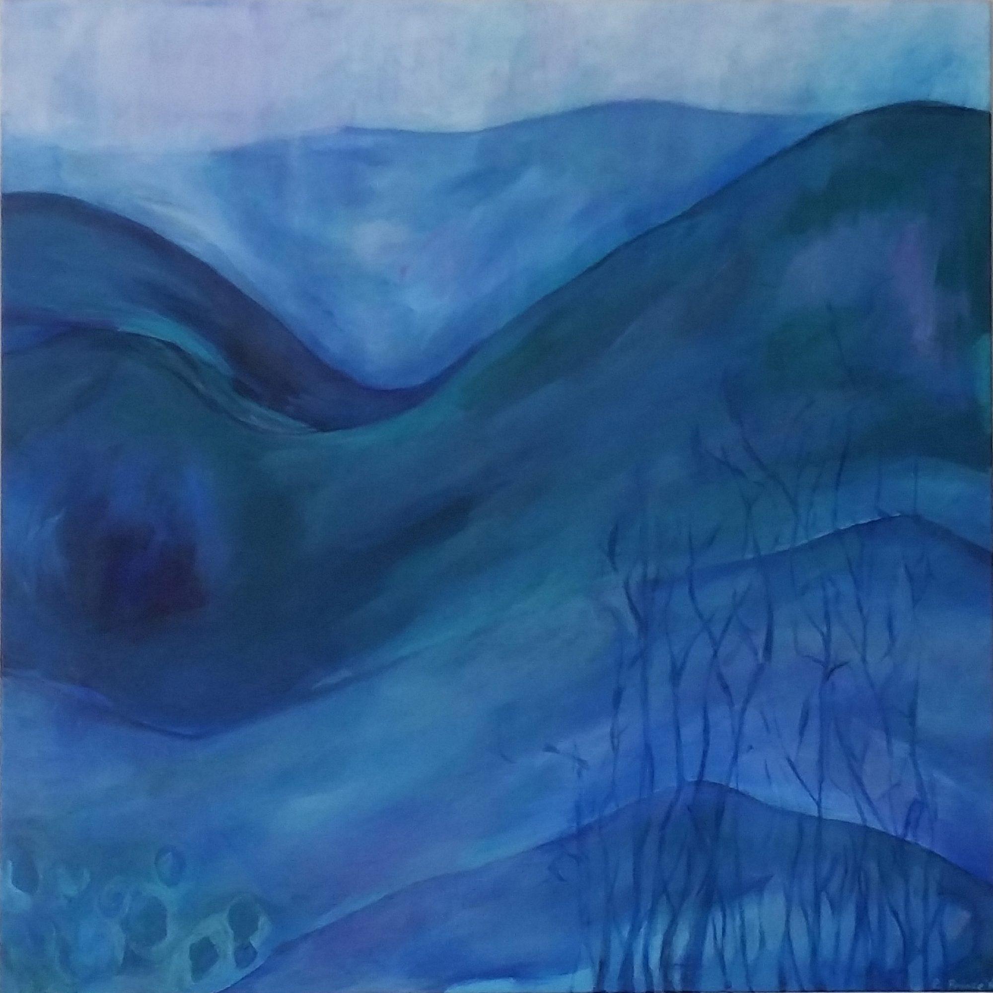 blue-haze