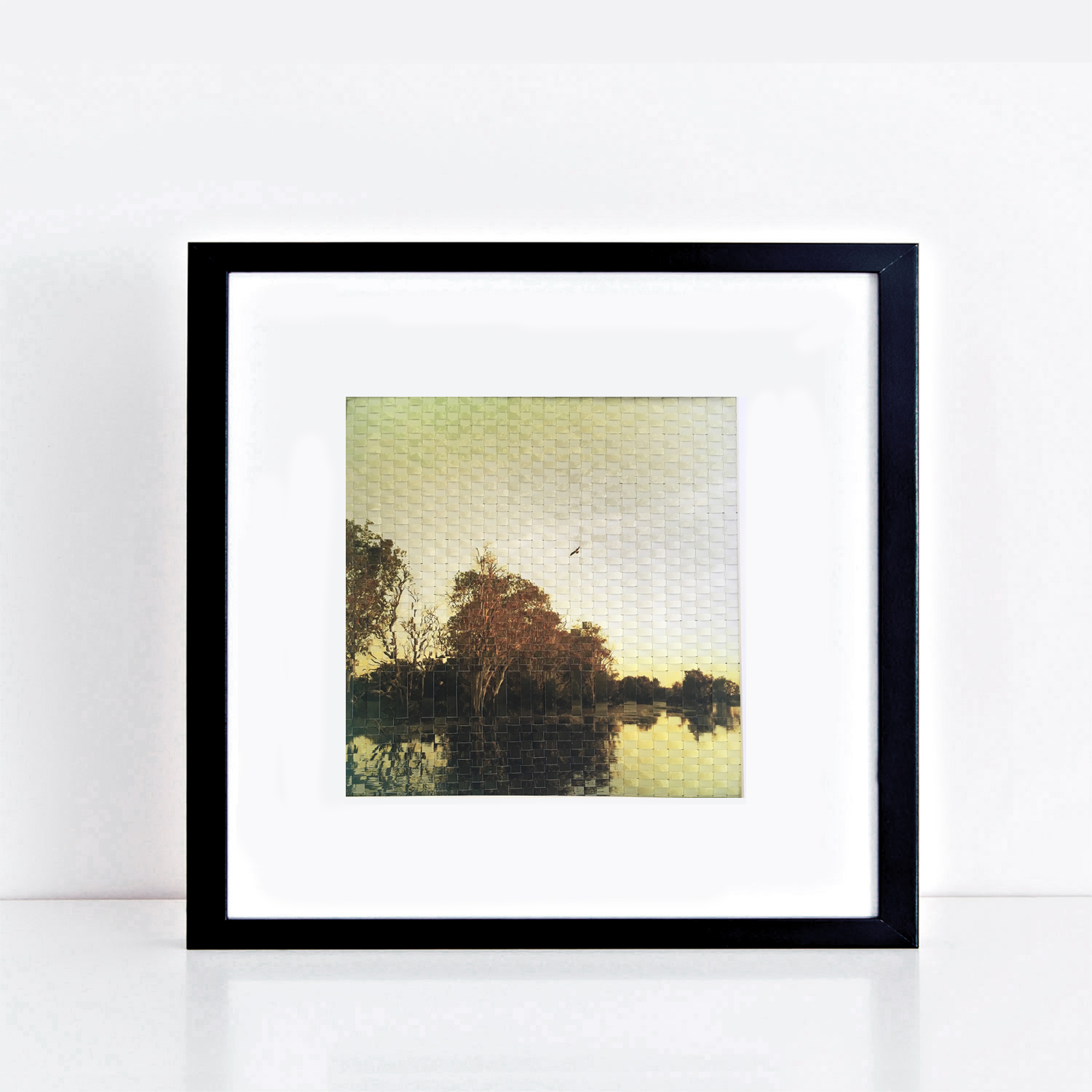 fineart-yellowriverweave-framed