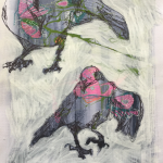 Silk ravens