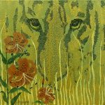 Tiger Lily (Triptych)