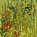 Tiger Lily (Triptych)