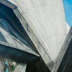 Sydney Opera House – 1970s Retro