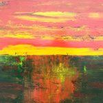 At Kakadu Sunset
