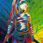 Ltd Ed Print Child Dancer 3