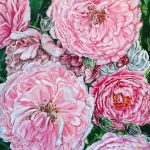 ​Celebrations – Peonies Galore Ltd Ed Giclee Print