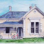 Ltd Ed Thebarton House SA I Print