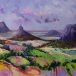 Glasshouse Mountains Dreaming