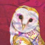 Whoo Me? – Owl Ltd Edition Print