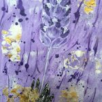A purple Lavender