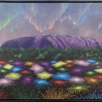 Dreaming: Spectacular Light Show at Uluru.