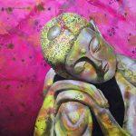 Exhale – Buddha Ltd Ed Print