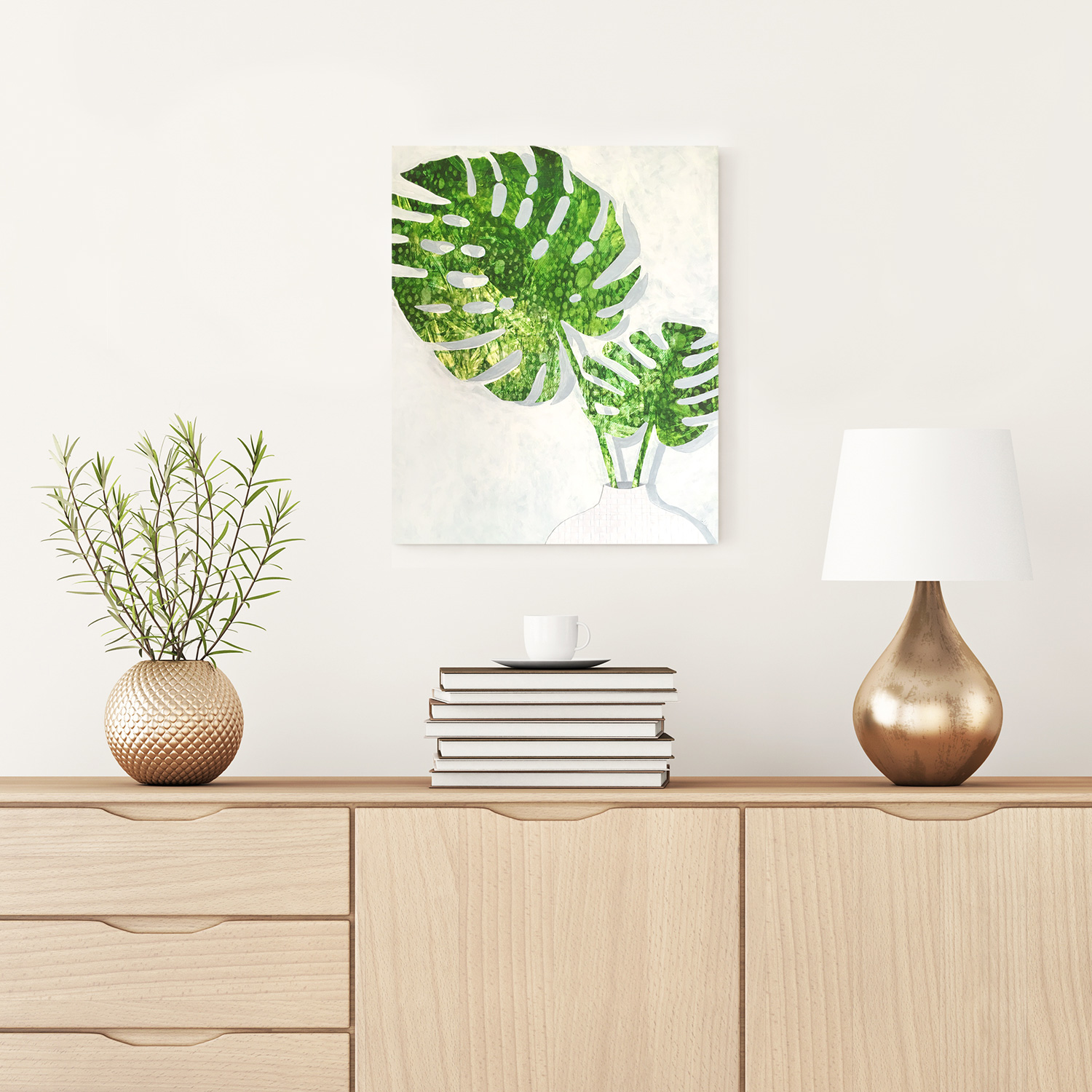 fineart-patterned-plant-monstera-and-vase-int