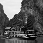 Ltd Ed Giclee Print – HALONG BAY JUNK