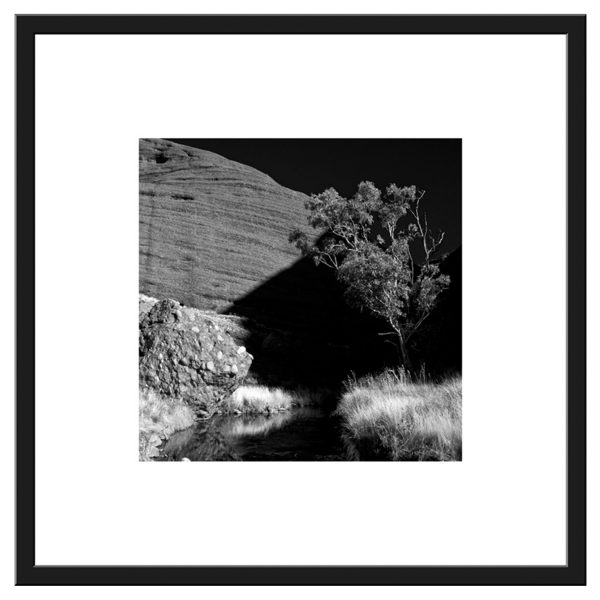 Pcb1112sq Kata Tjuta Framed Border