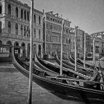 Ltd Ed Giclee Print – THE GONDOLAS