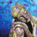 Blue Buddha – Ltd Ed Print