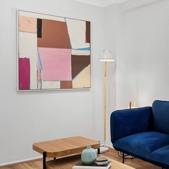Selling Houses Spinnaker Kurt Black Abstract Paintings