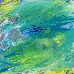 Turquoise Drift II