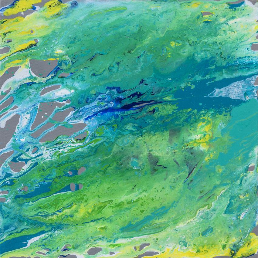 Turquoise Drift II e