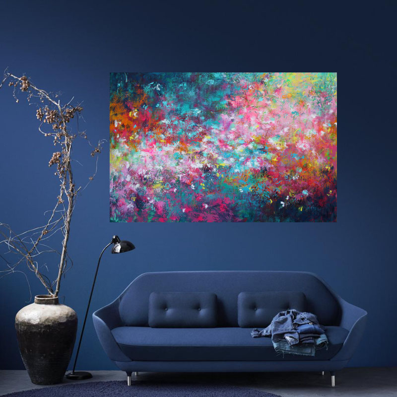 belinda-nadwie-abstract-artist-sydney-love comes in many forms 3