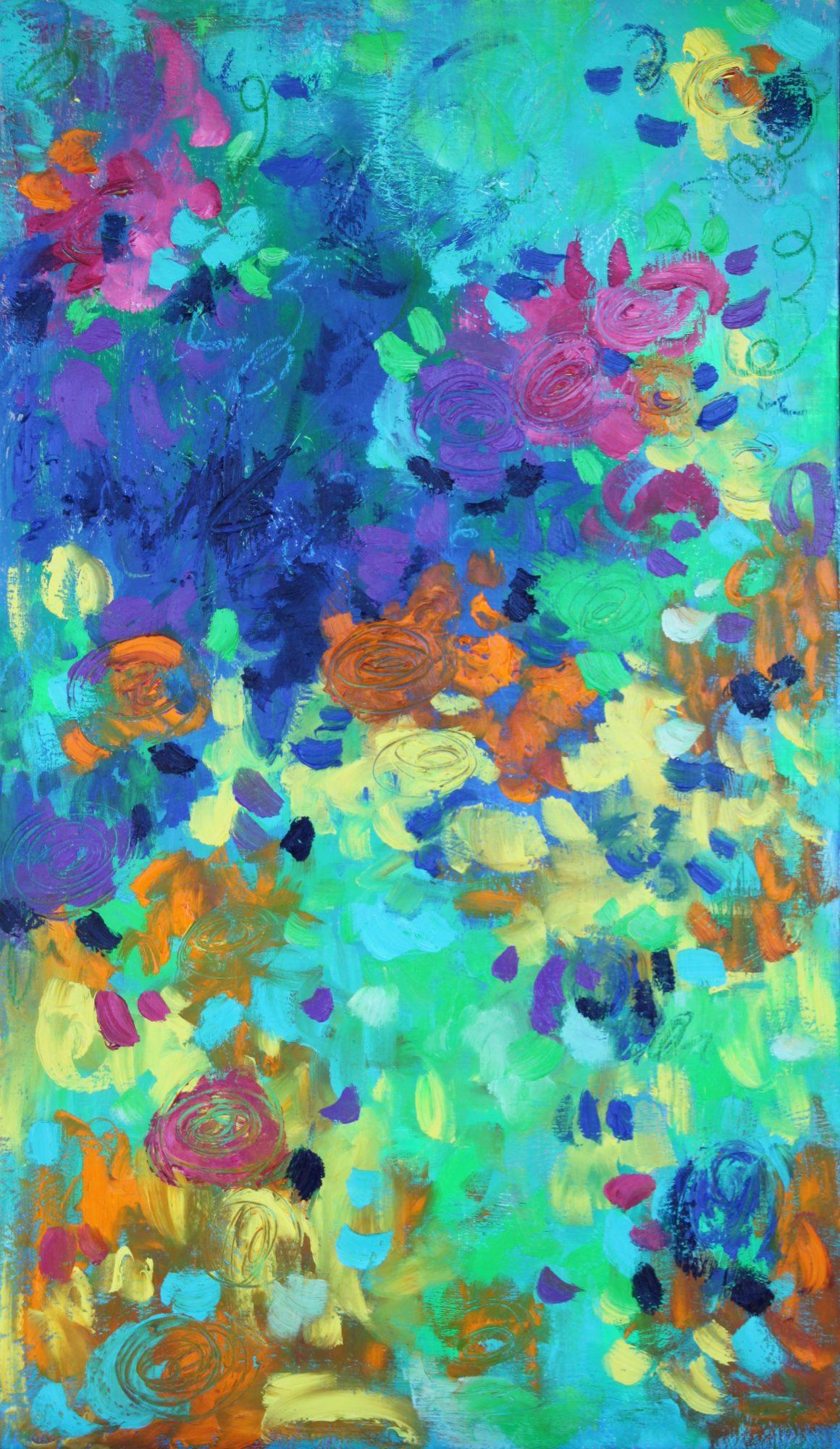 belinda-nadwie-art-abstract-stdney-artist-season of love2