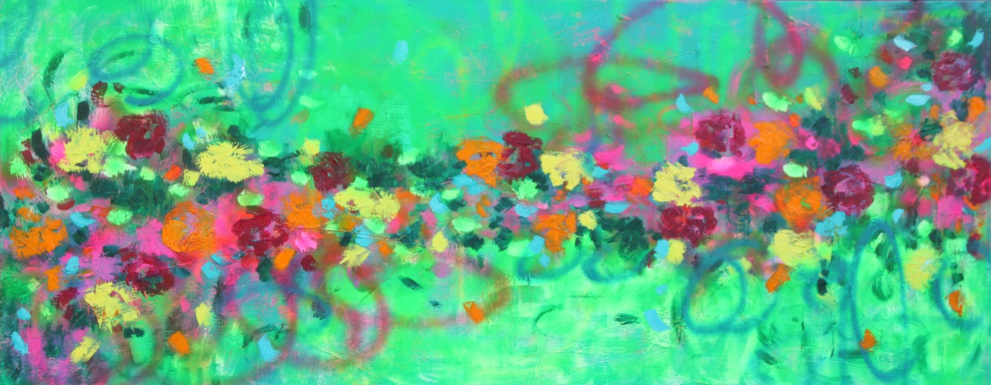belinda-nadwie-art-sydney-artist-summer flowers 4