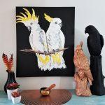 Cockatoo Pair