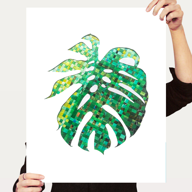 FINEART-woven-monstera-print-16×20